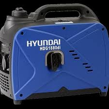 Plus Minus Genset Portable Hyundai